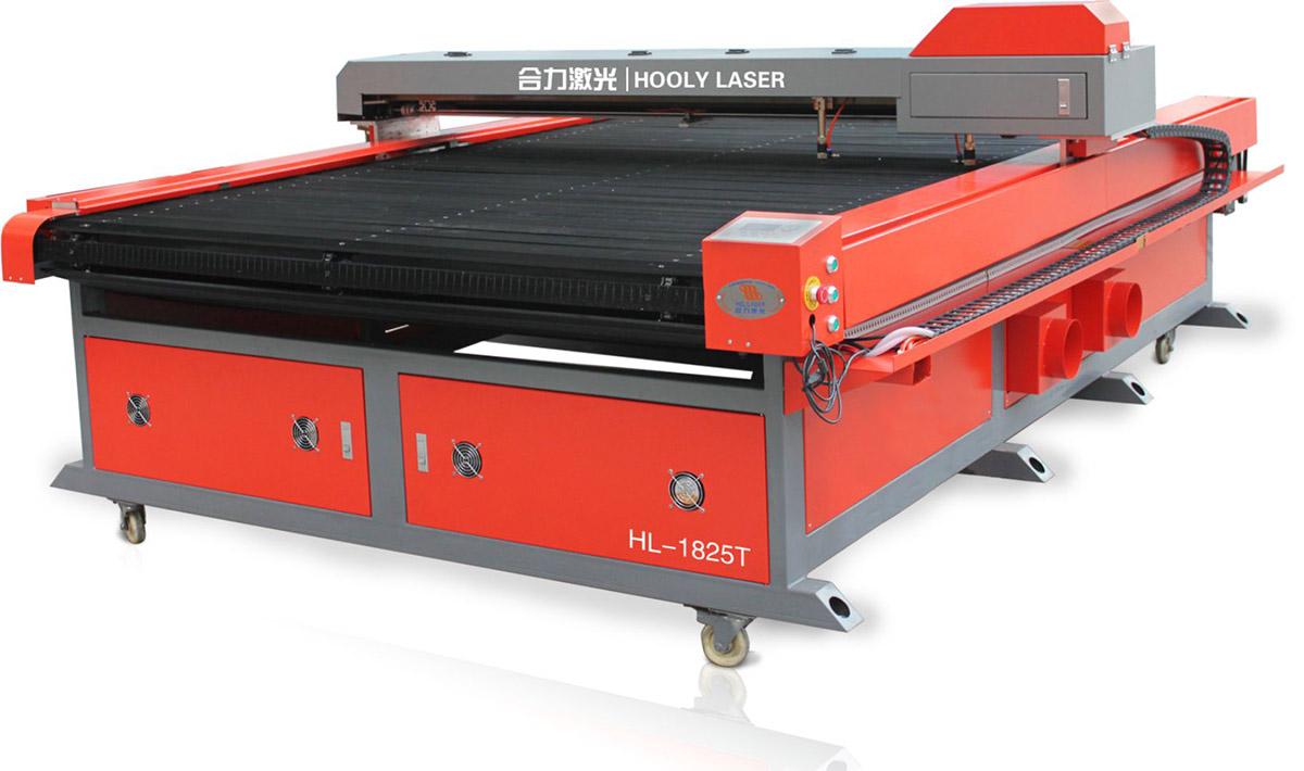 Лазерный резательный станок серии HL-M