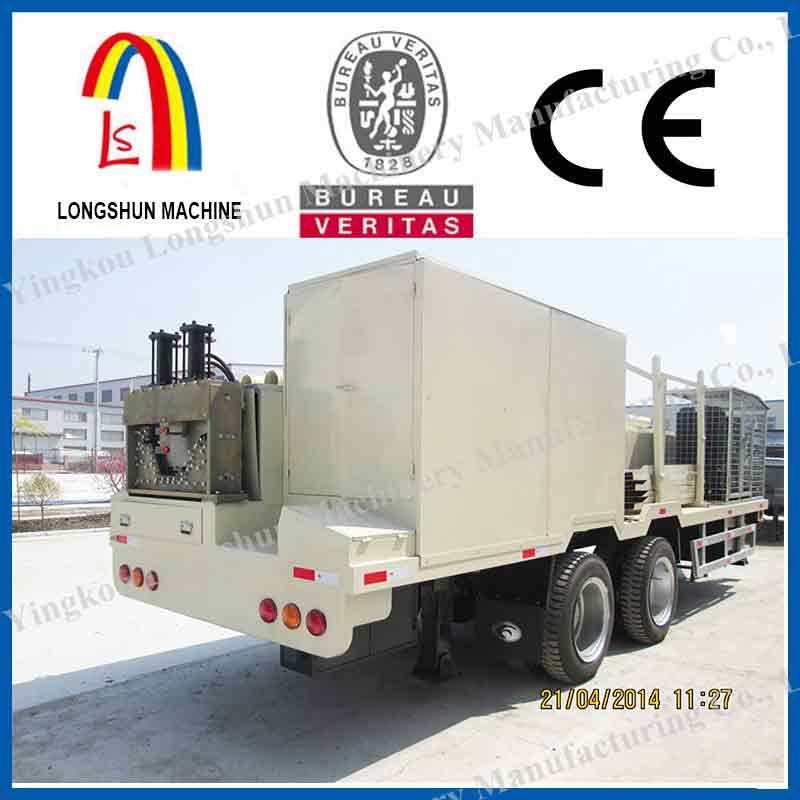 Оборудование для строительства бескаркасных арочных сооружений LS-914-700