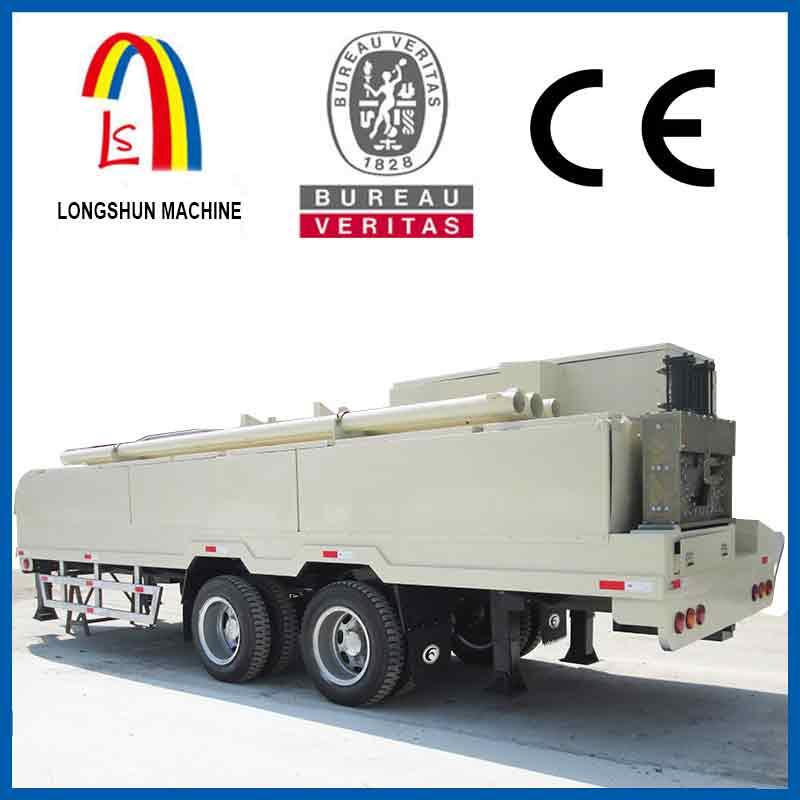 Оборудование для строительства бескаркасных арочных сооружений LS-914-750