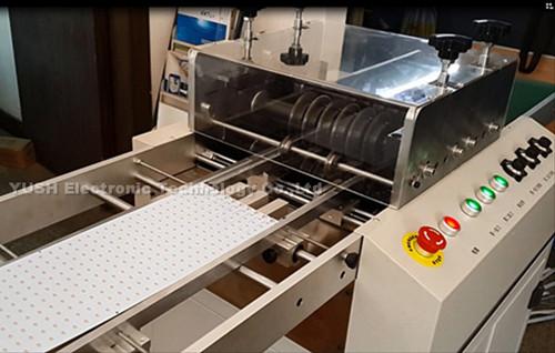 Metal Core Boards depaneling machine