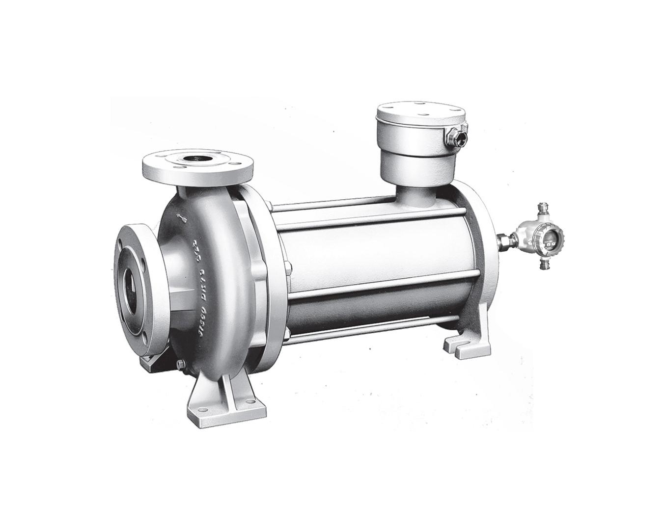 屏蔽泵单级标准型(CN、CNF型)
