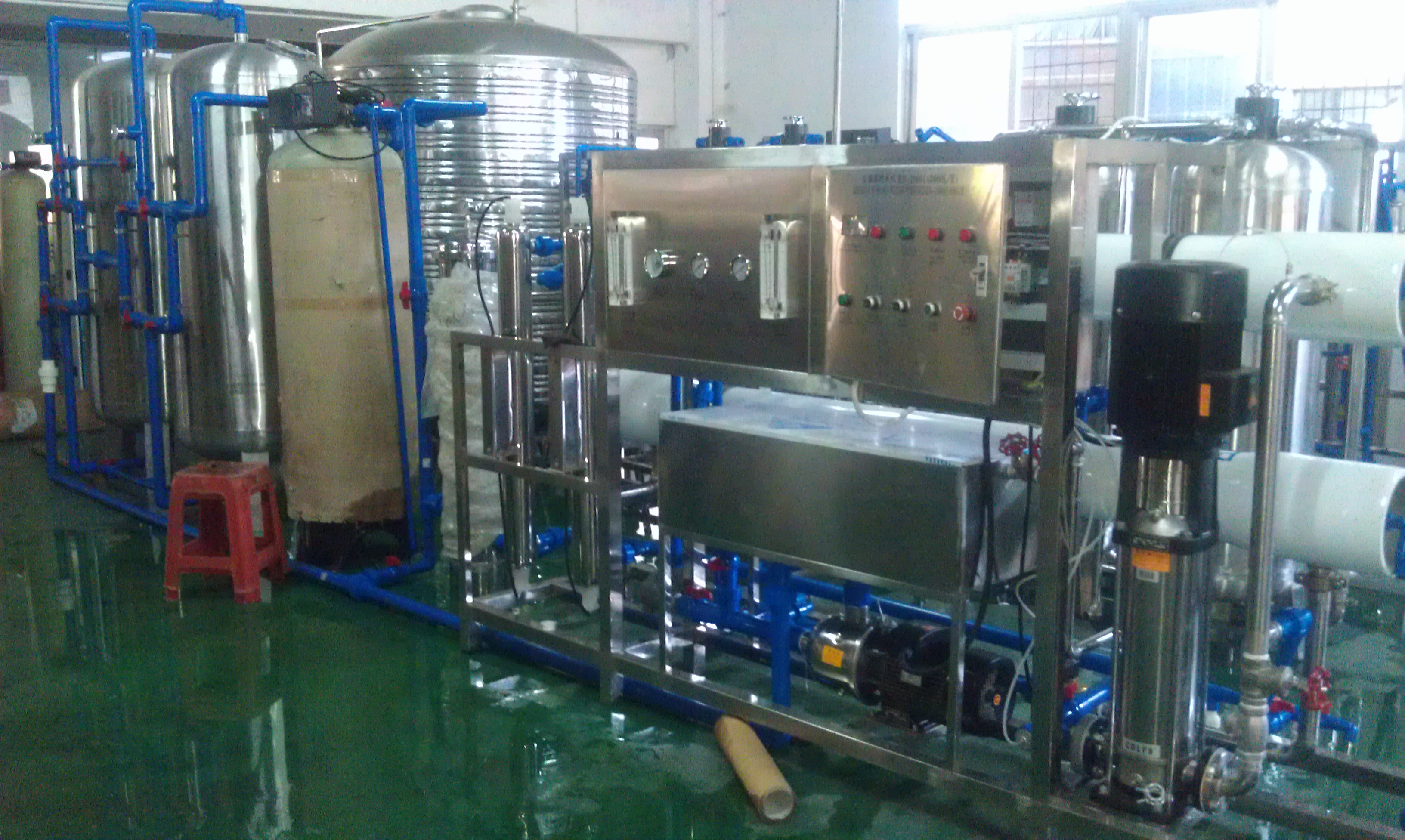 5T RO water treatment  System