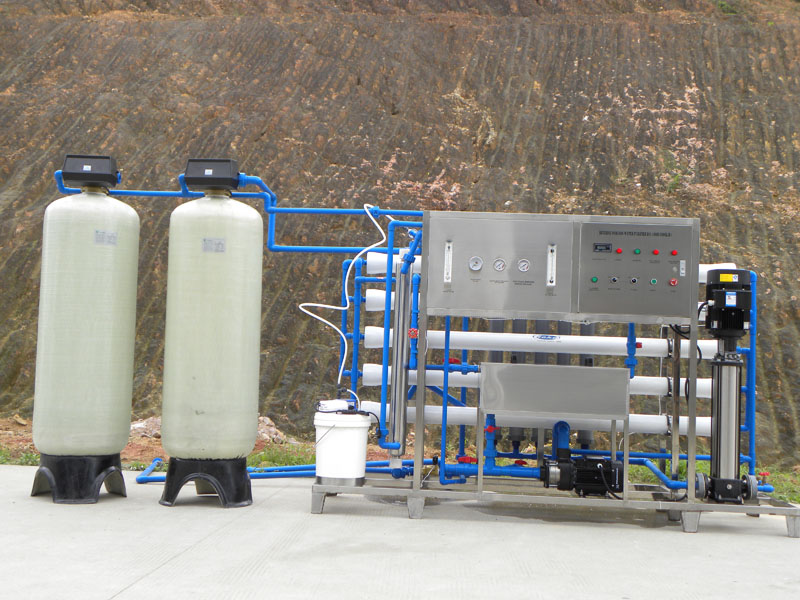 3T RO water treatment  System