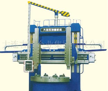 Двухстоечный карусельный токарный станок C5225D-CQ5240D