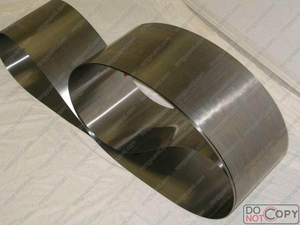 titanium foil and strip