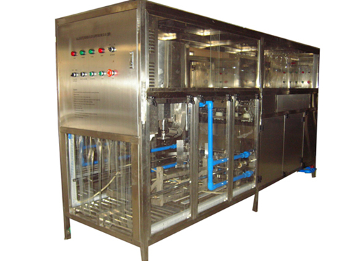 200BPH 5 gallon automatic water filling machine