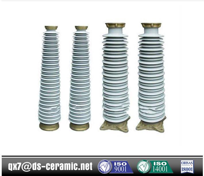 high quality ceramic bushing for transformer