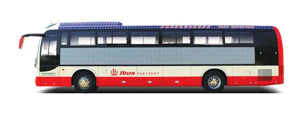 Интеллигентный автобус Хуанхай