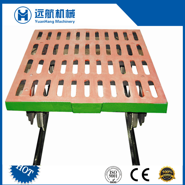 Hot Selling Kiln Operating Equipment Clay Brick Dryer Car