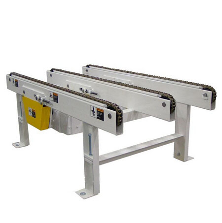 YK-LT01 High Quality Chain Conveyor Automatically For Pallet