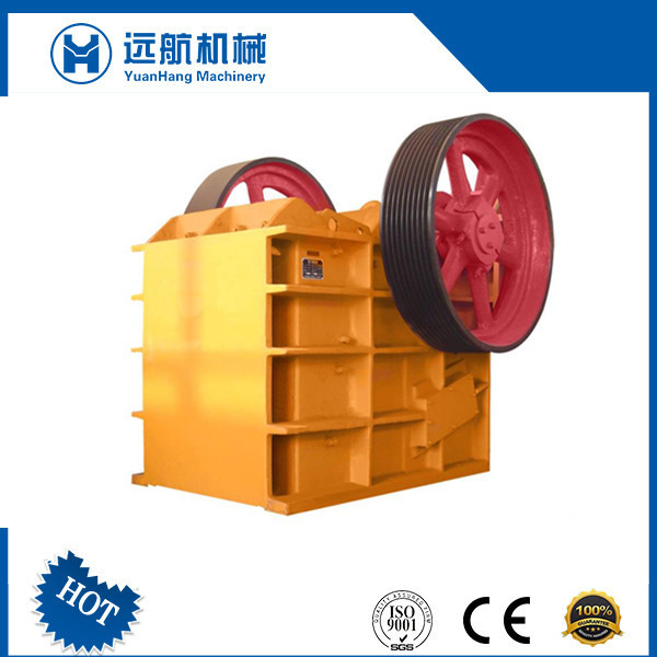 PE900*1200 Quarry Stone Aggregates Jaw Crusher Stone Mine Equipment