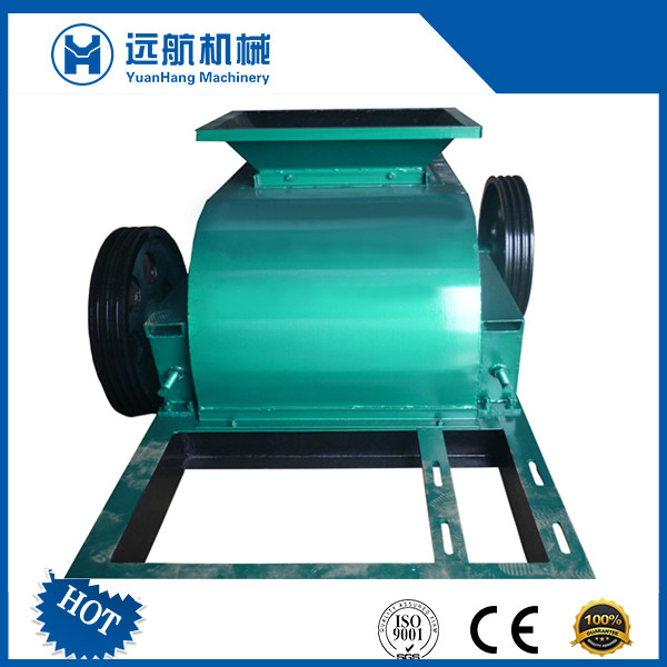 High Efficiency Double Roll Crusher's Specification with Low Price