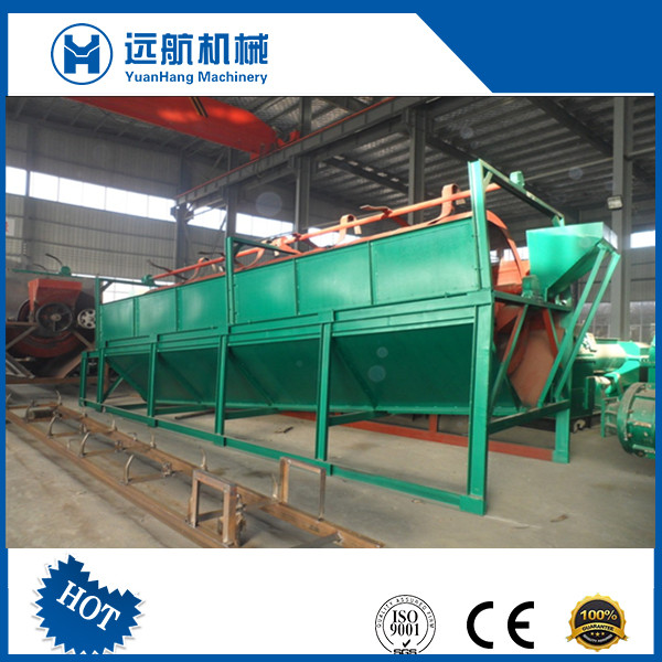 Clay Roller Screen Used in Brick Making Production Line