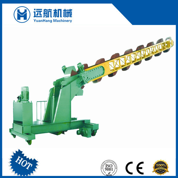 Hydraulic Multi-bucket Excavator for Hollow Brick Making