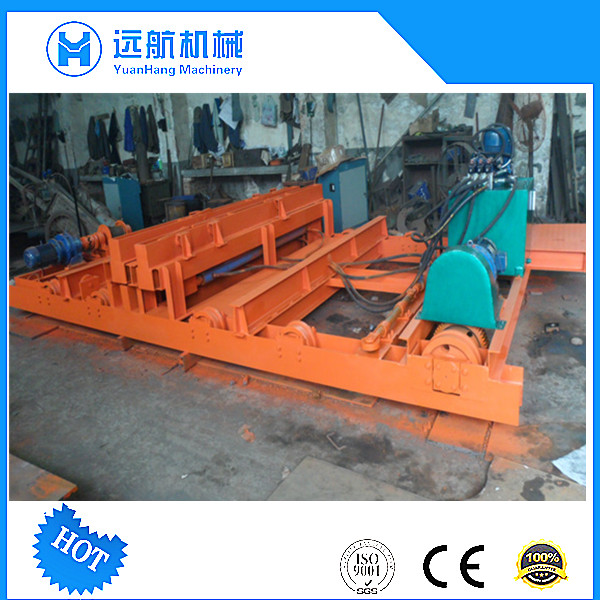 Tunnel Kiln Ferrry Pusher with Hydraulic Pressure