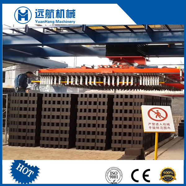 China Brand Manufacturer Easy Operation Brick Stacker System in India