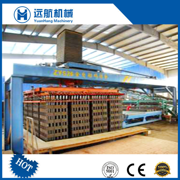 High Efficient New Technology Brick Stacker System