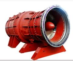 Агрегат подводного прямоточного электронного насоса