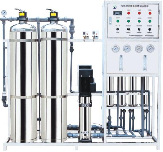 Противонаправленная система для чистой воды