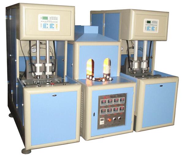 Полуавтоматическая машина для выдувания бутылки (HY-B-Ⅱ)