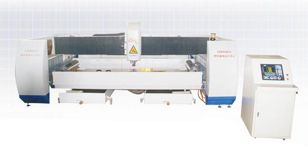 CNC Glass Working Cente