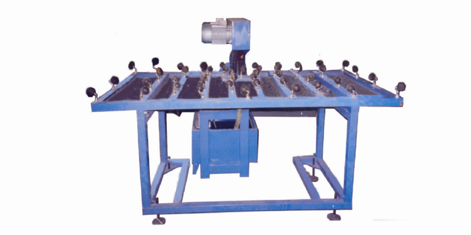 Glass Belt Grinding Machine