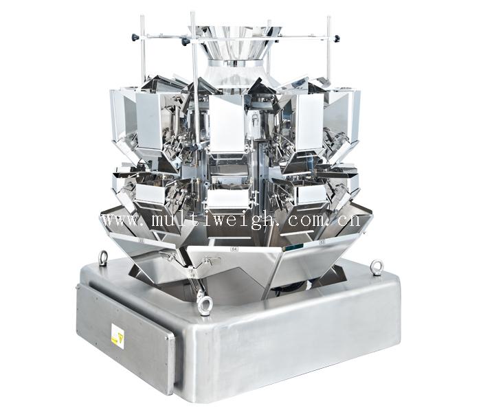 Узловые весы 10 головками компьютера модуляризации второго поколения JW-A10