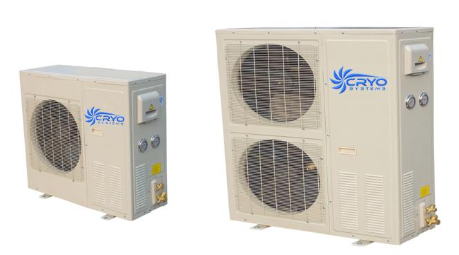 低噪音系列冷冻机