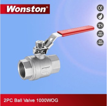 2000wog full port 2 inch ball valve handles ss304