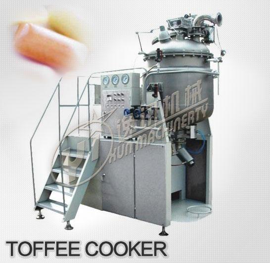Оборудование для изготовления конфет из сахара и масла