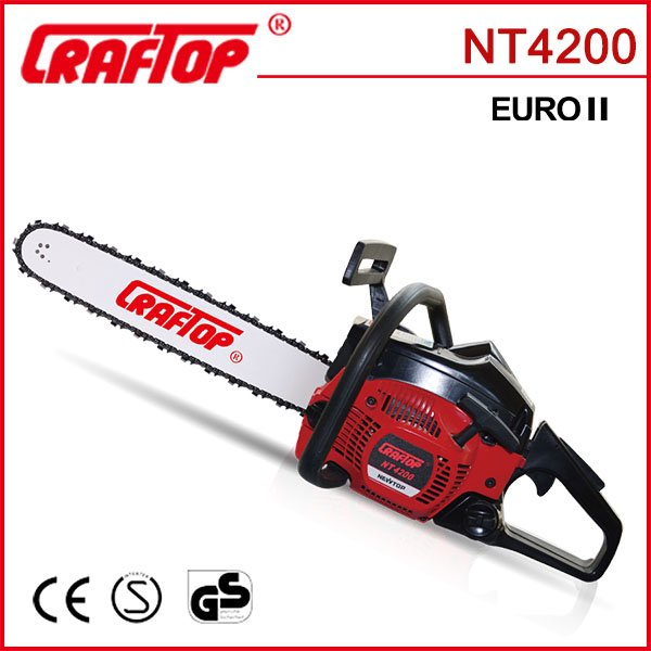 garden chainsaw tools for home use 42cc NT4200
