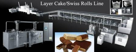 Layer Cakes/Swiss Roll Line