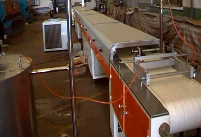 Chocolate Coating Line