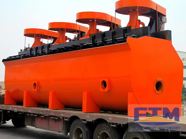 Copper Ore Flotation Cell/Hot Sell Flotation Machine