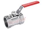WB-01T 1PC Шаровой клапан с внутренней резьбой
