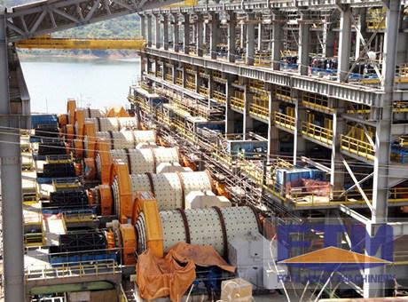 Ore Benefication Plant/Copper Ore Beneficiation Plant Price