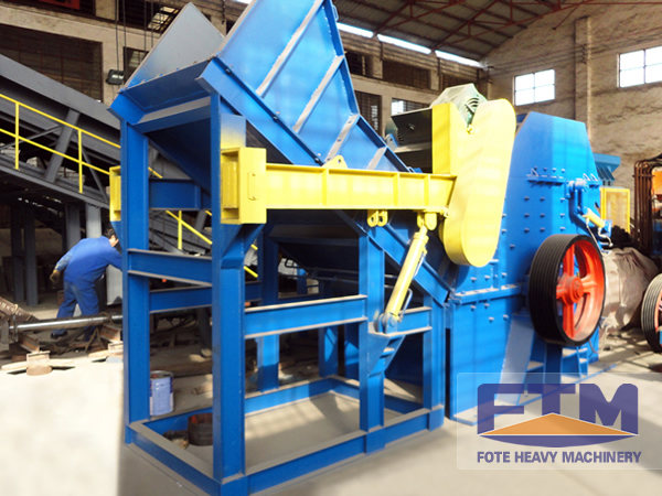 Industrial Recycling Can Crusher/Good Quality Mini Scrap Metal Crusher For Sale