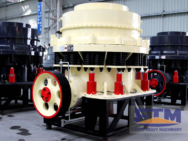 Cone Type Rock Crusher/Chinese Cone Crusher Manufacturer