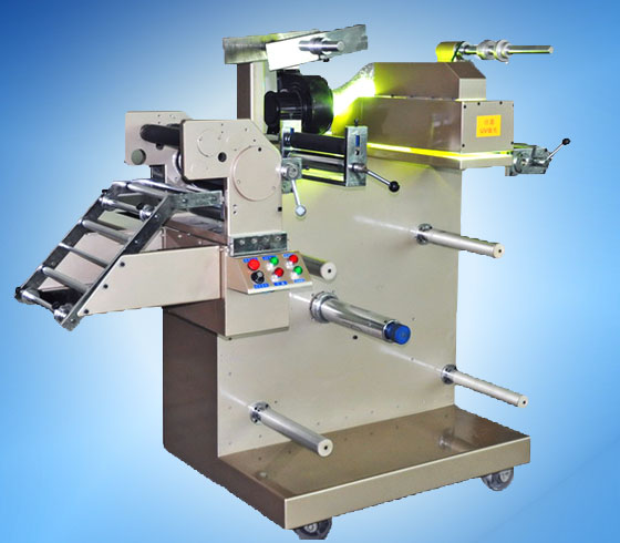 JH-300 UV varnishing machine