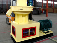 Large Output Ring Die Pellet Machine Price/Ring Die Wood Pellet Machine