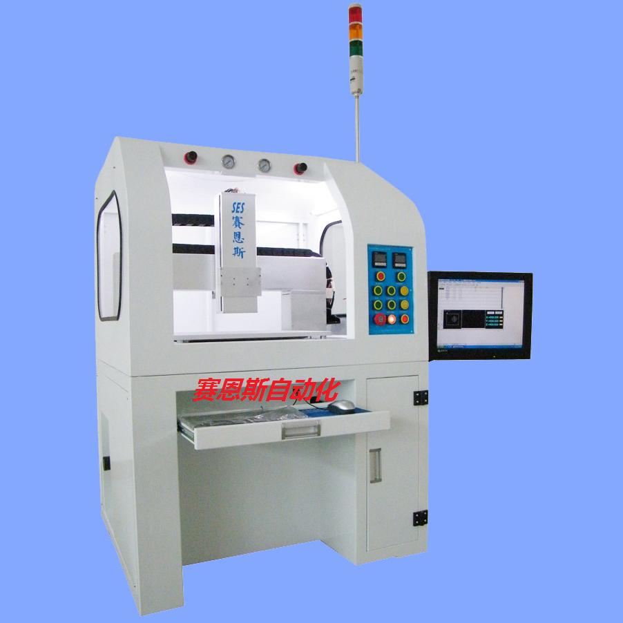 SES-T441PD 12-цветовая термопластавтомат