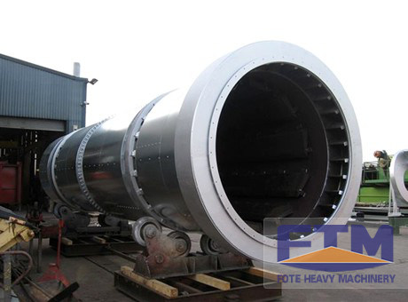 China River Sand Dryer/Sand Drying Macninery