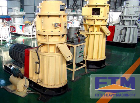 Vertical Ring Die Coconut Shell Pellet Mill/Coconut Shell Pellet Mill In Asia & Africa