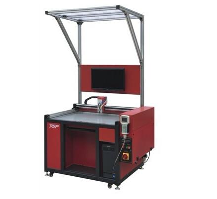 Máquina de pegamento inteligente (con posicionamiento visual)