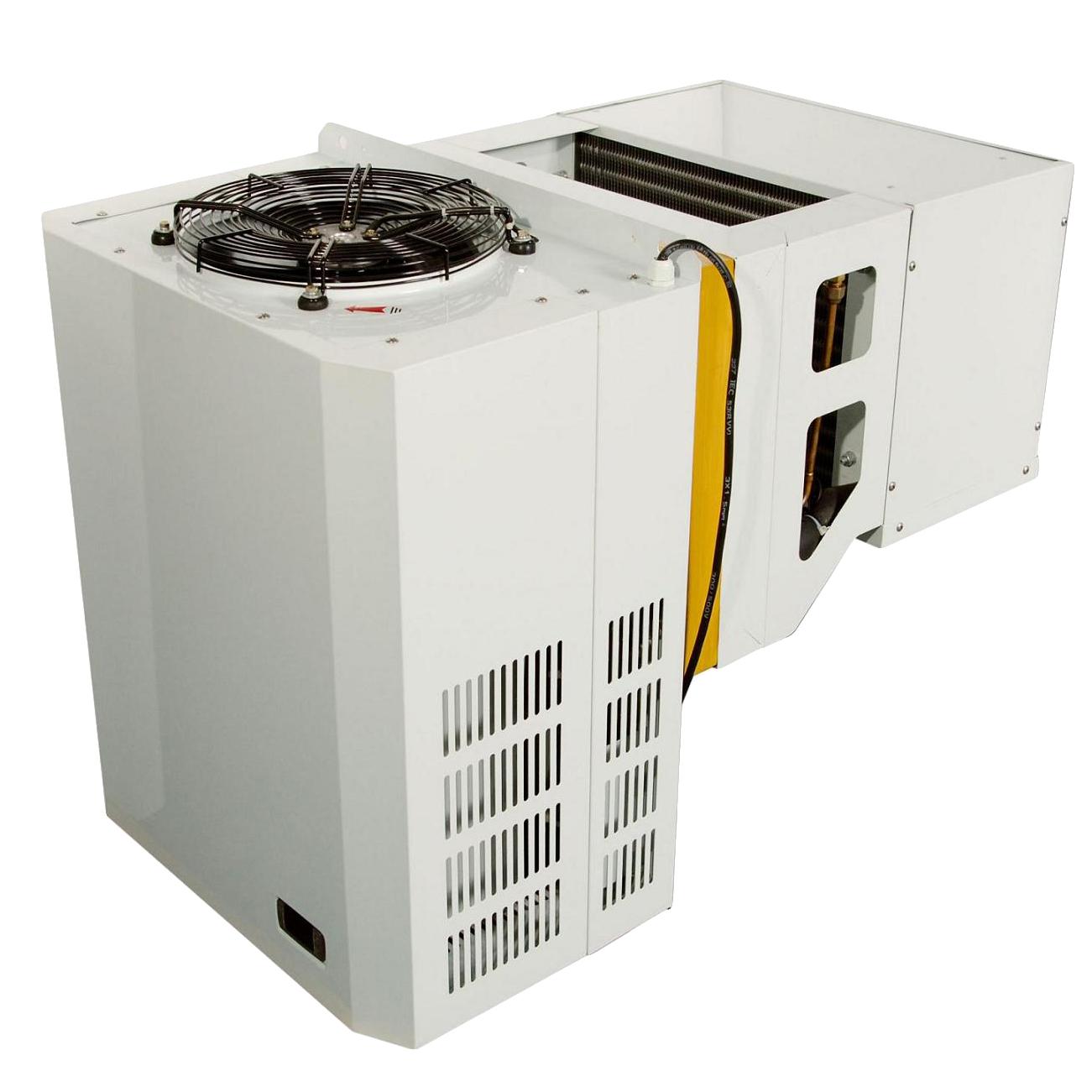 Congelador integrado de uso en almacén