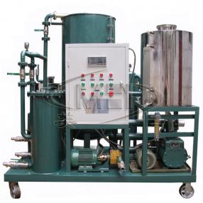 CYT系列燃油脱色脱硫滤油机