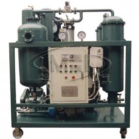 LXTL Vacuum and Centrifugal Turbine Oil Purifier