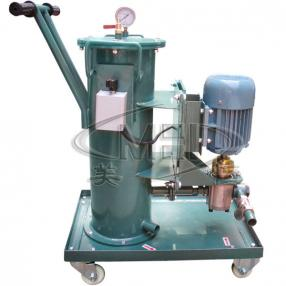 FLUC Oil Filtration and Feeding Trolley