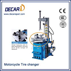 CE approved motorcycle tire changer for sale