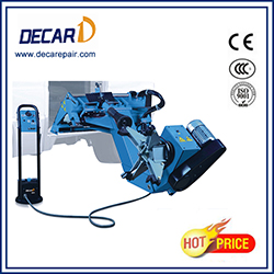 Truck used mobile tire changer with CE